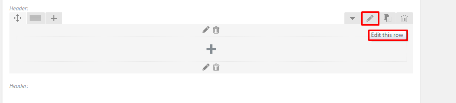 Click pen to open edition tools