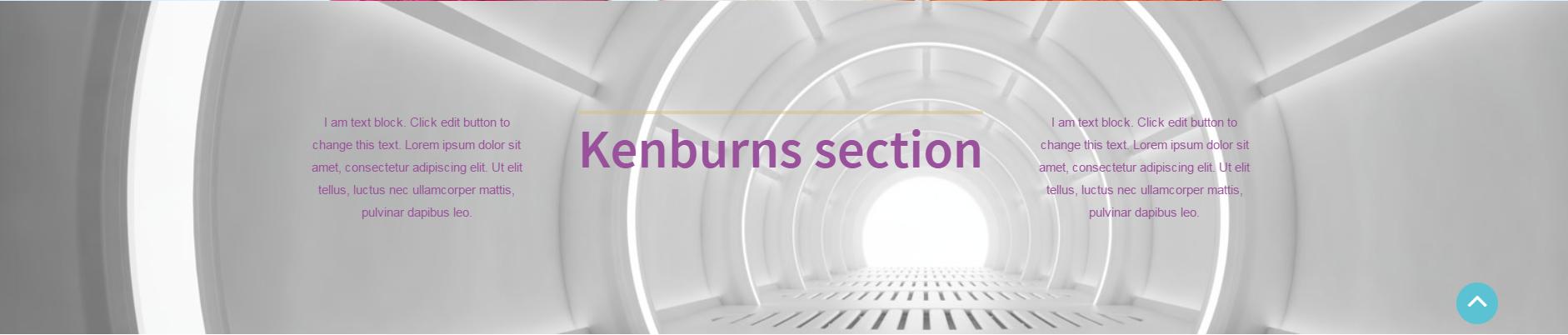 Kenburns section