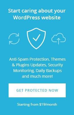 wpcarepack widget