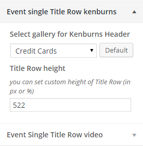Events single title row Kenburns